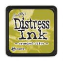 Tim Holtz® Distress Mini Ink Pad from Ranger - Crushed Olive
